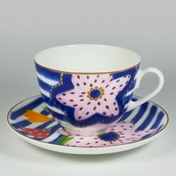 Csésze és alj. Tavaszi-2. Vera.
